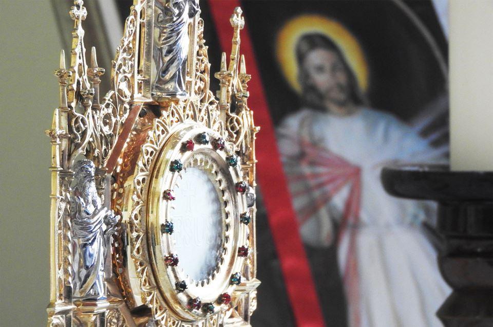 Festa da Divina Misericórdia na Catedral Diocesana