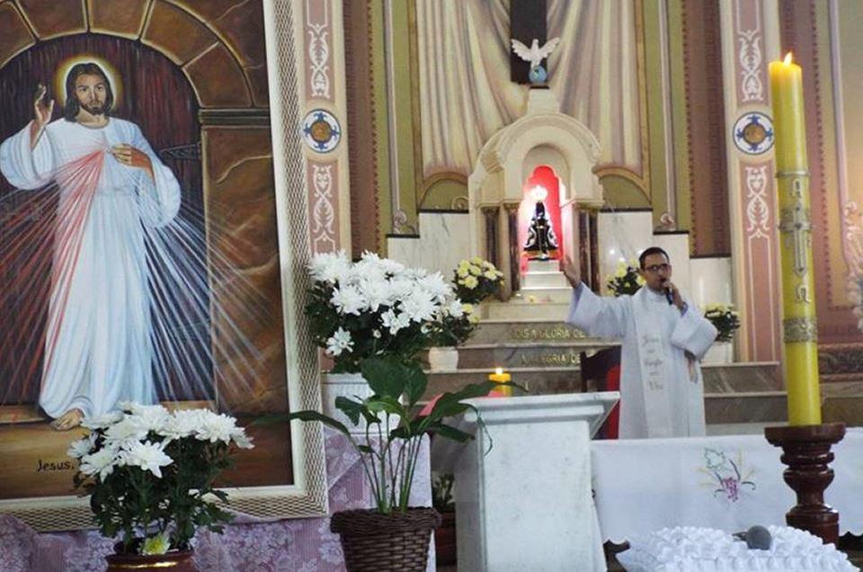 Festa da Divina Misericórdia no Santuário em Tomazina/PR
