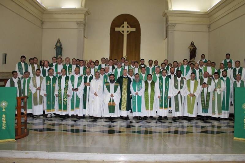 Retiro Anual dos Presbíteros da Diocese de Jacarezinho