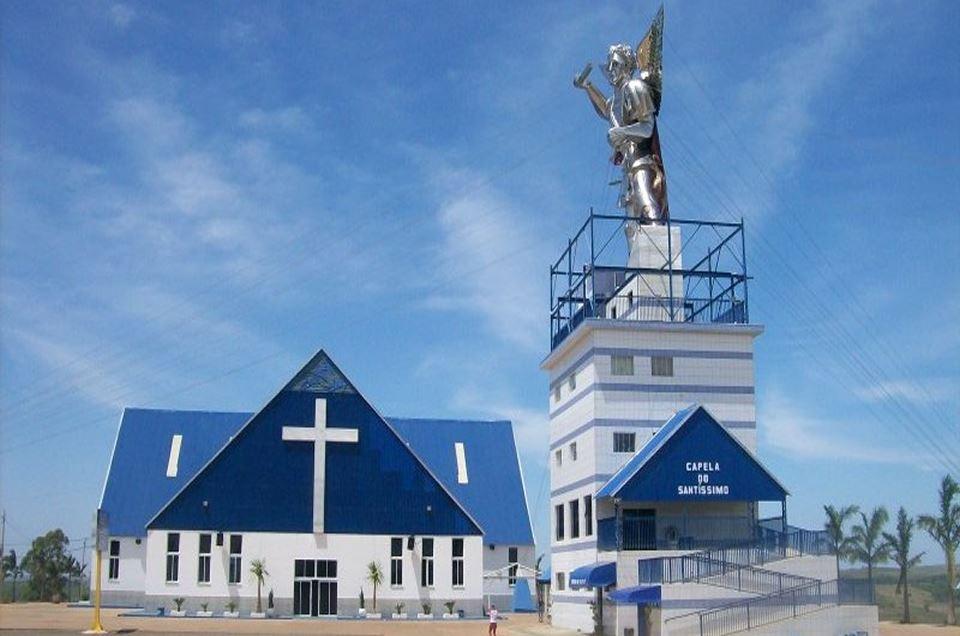 Turismo Social Sesc ( Excursão para o Santuário de São Miguel em Bandeirantes-Pr)
