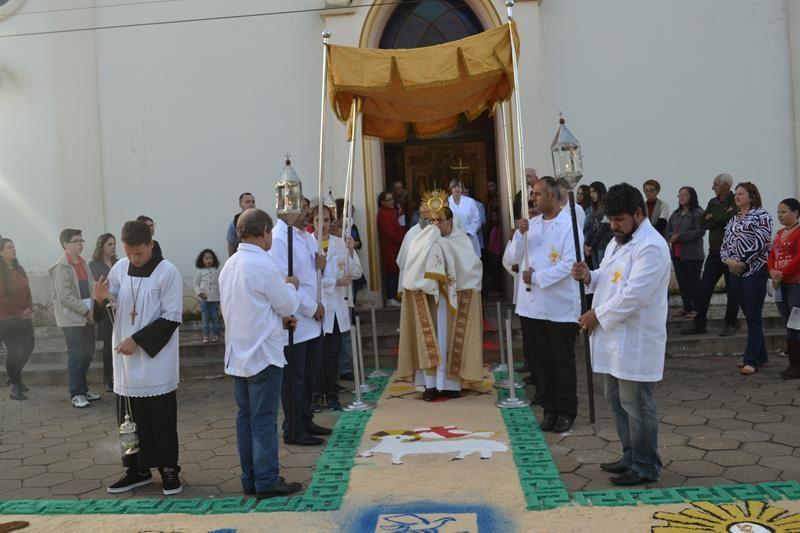 Solenidade de Corpus Christi Santuário Diocesano Senhor Bom Jesus da Pedra Fria