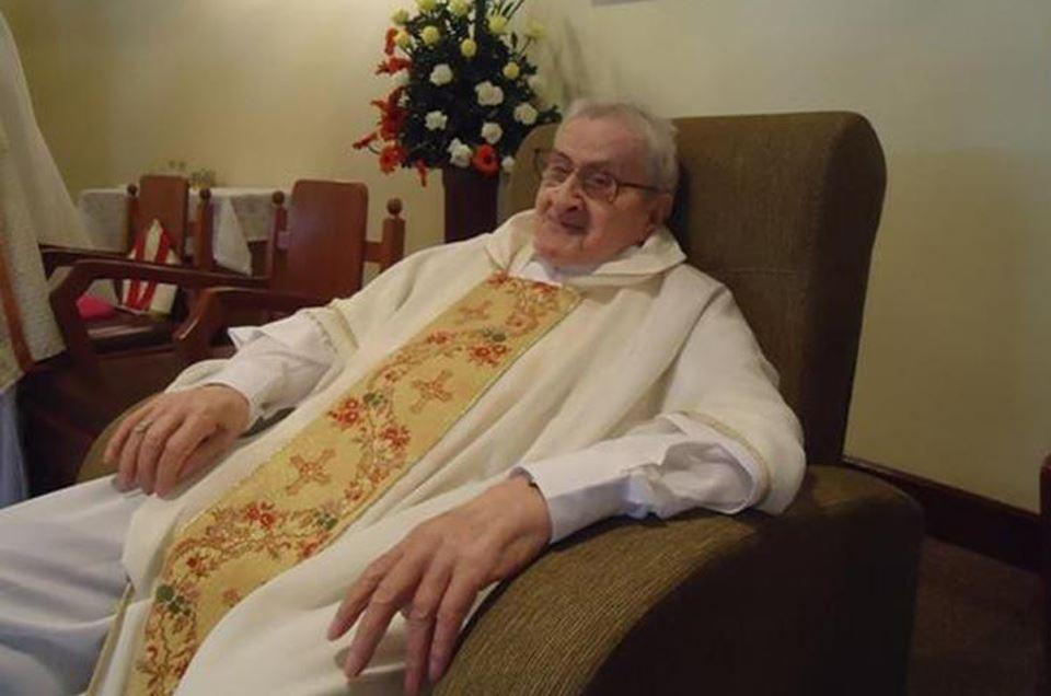Dom Conrado Completa 94 Anos de Vida