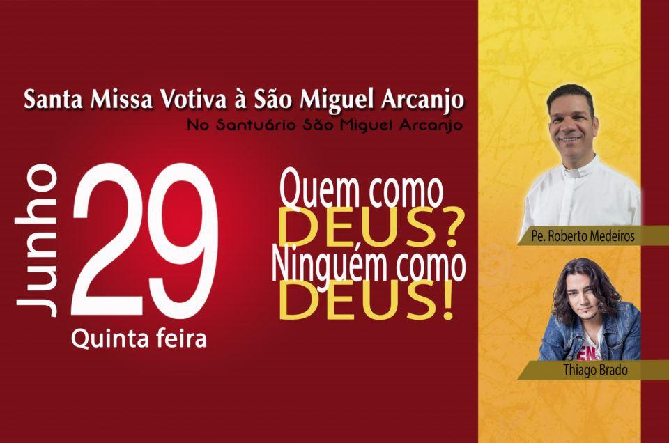 Missa Votiva à São Miguel Arcanjo em Bandeirantes-Pr
