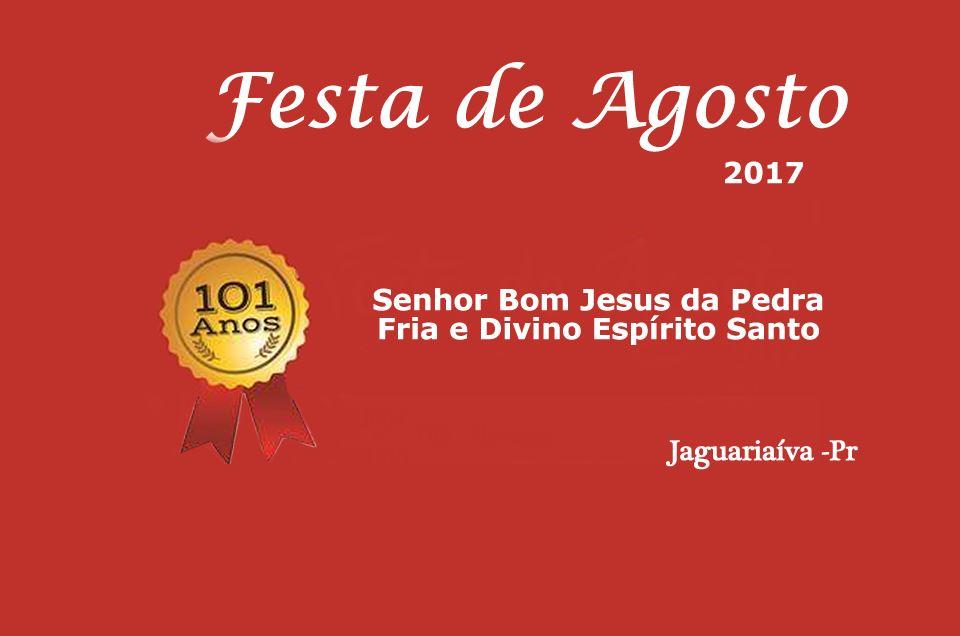 Festa de Agosto no Santuário Pedra Fria