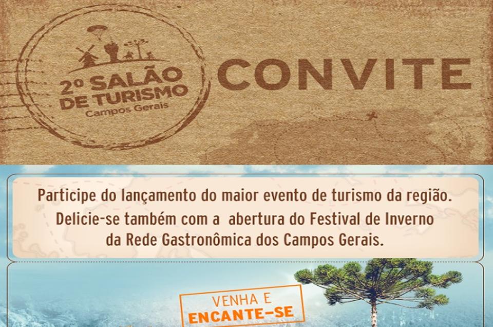 2° Salão de Turismo Campos Gerais
