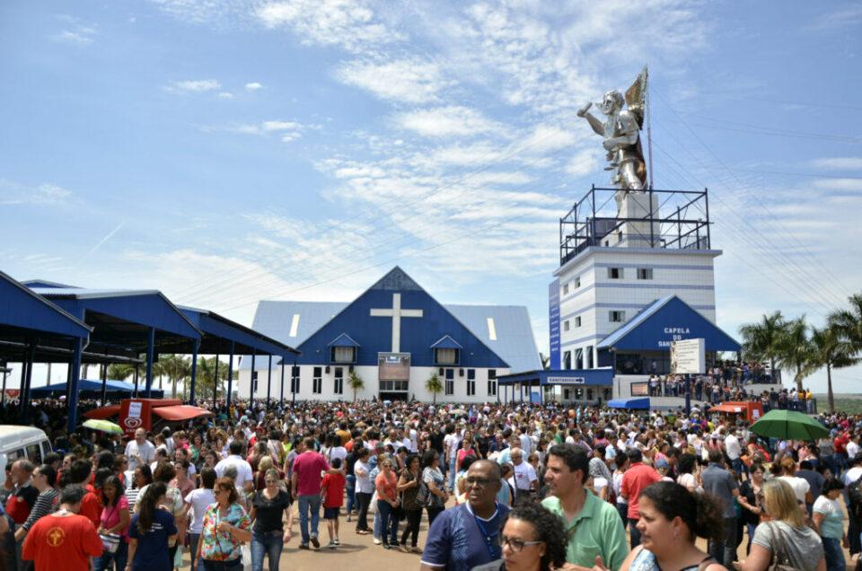 29 de Setembro 7 Anos Inauguração do Santuário São Miguel Arcanjo