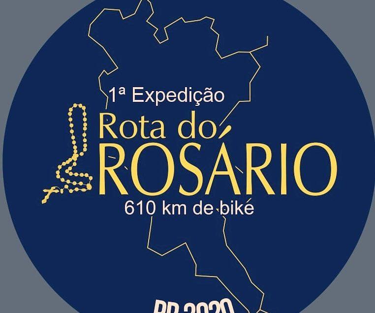 1ª Expedição Rota do Rosário 610 Km de Bike