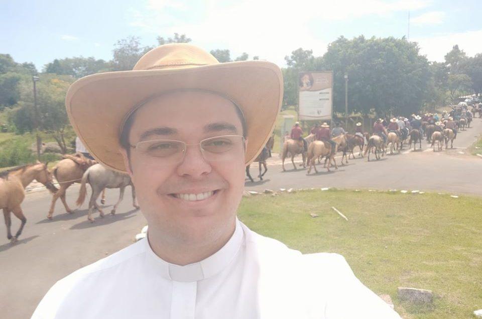 Testemunho do Pe. Marcos Rosim, Reitor do Seminário Propedêutico São José