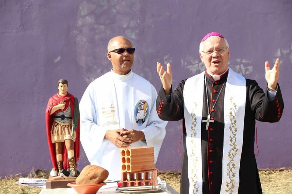 Dom Antonio Braz Benevente cria a terceira Paróquia em Arapoti