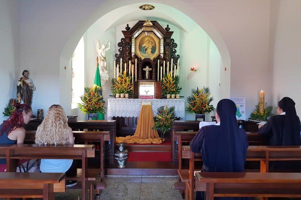85 anos de envio das 12 Irmãs Pioneiras direto do Santuário Original de Schoenstatt para terras brasileiras