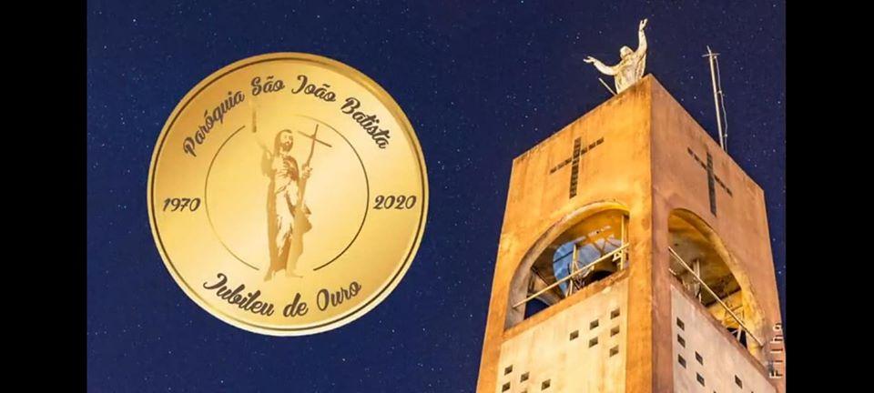 Paróquia São João Batista de Arapoti hoje em Festa Comemora o Padroeiro e Ano Jubilar