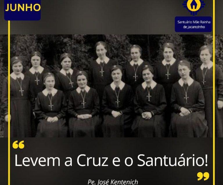 Rezemos Juntos 85 anos da Chegada das Irmãs de Shoenstatt ao Brasil